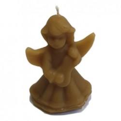 Anioł Aniołek z lirą Świeca...